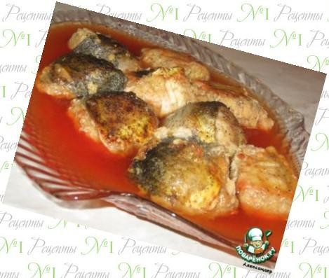 Рыба по еврейски рецепт с фото
