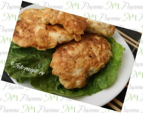 филе бедра курицы рецепт в духовке фото
