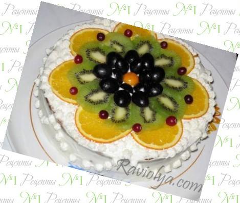 Рецепты тортики фото торты