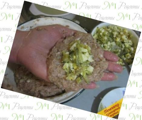 Котлеты из фарша рецепт с пошаговым на сковороде без хлеба