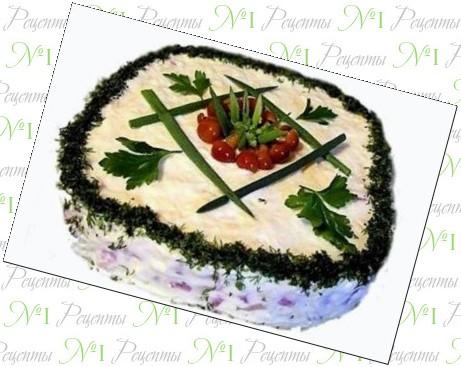 рецепт салата с курицей пошагово в картинках