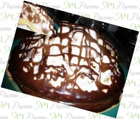 рецепт торта развалины с фото