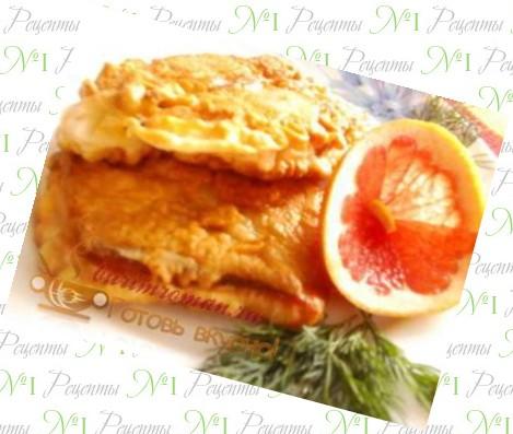 Рыба в тесте кляр вкусные рецепты 2015