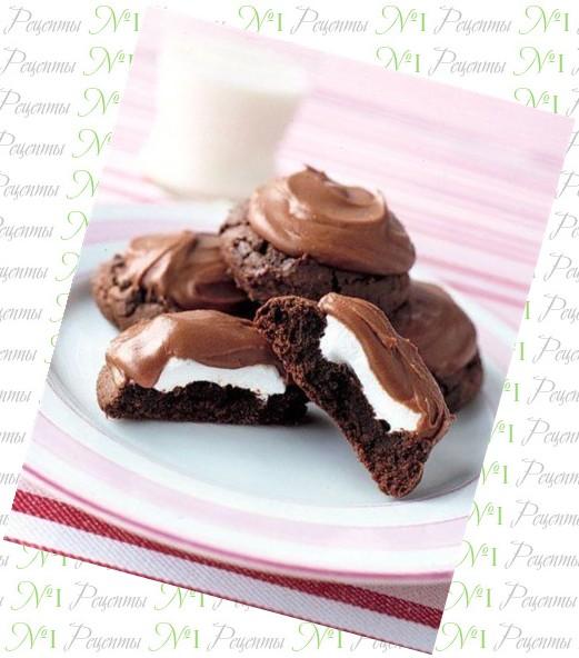 Шоколадный торт без муки от эктора