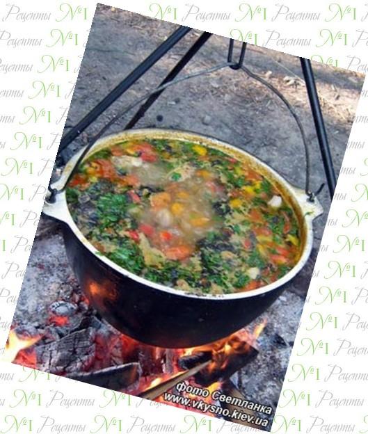 простой рецепт шурпа из баранины
