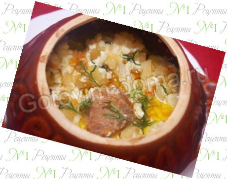 картошка с мясом слоями рецепт с фото