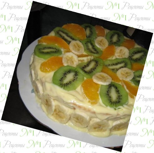 Торт пражские развалины фото 3