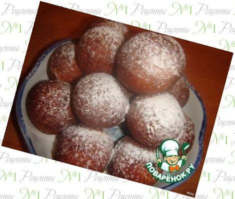 творожные шарики в духовке рецепт с фото