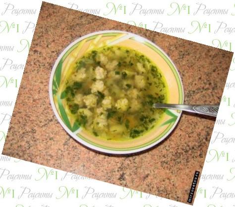 вкусные супы с фрикадельками рецепты с фото