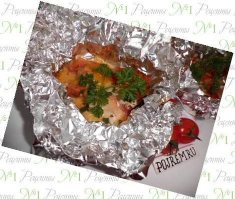 Как приготовить цветную капусту с курицей