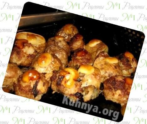 Запеченная картошка в мундире кусочками » ВКУСНЫЕ РЕЦЕПТЫ ...: http://recepty1.ru/zapechennaya-kartoshka-v-mundire-kusochkami.html